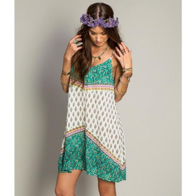 O'Neill - Kana Dress - Closeout Multi Colored XL