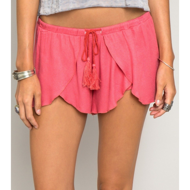 O'Neill - Womens Marla Shorts - Sale Rose X Small