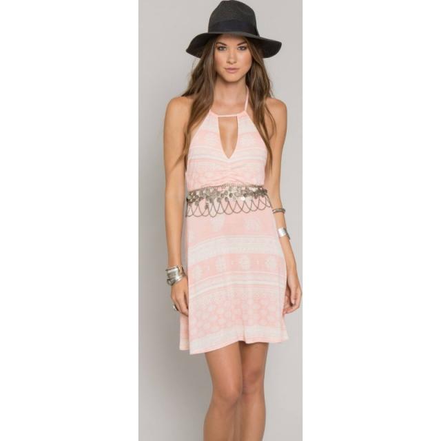 O'Neill - Womens Dreamer Dress - Closeout Coral Medium