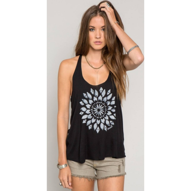 O'Neill - Womens Sundala Tank - Sale Black Medium