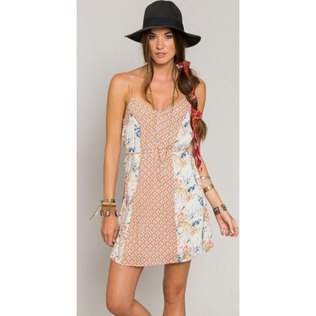 O'Neill - Womens Rosalie Dress - Sale Winter White Large