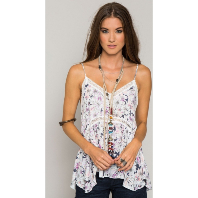O'Neill - Womens Catalina Top - Closeout Naked Large