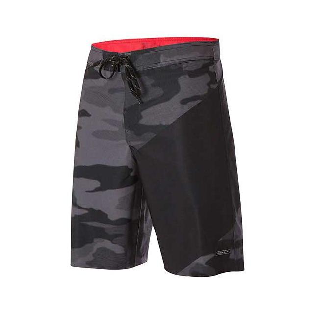 O'Neill - Hyperfreak Board Shorts - Men's: Black, 30