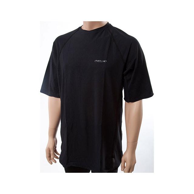 O'Neill - 24/7 Tech Short Sleeve Crew - Men's: Black, Small
