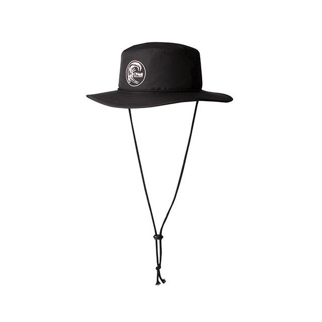 O'Neill - Draft Surf Hat: Black