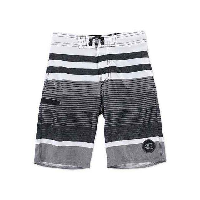 O'Neill - Heist Boardshorts - Little Boy's: Black, Small