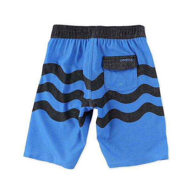 O'Neill - Freak Fourteen Boardshorts - Little Boy's: Bright Blue, Small