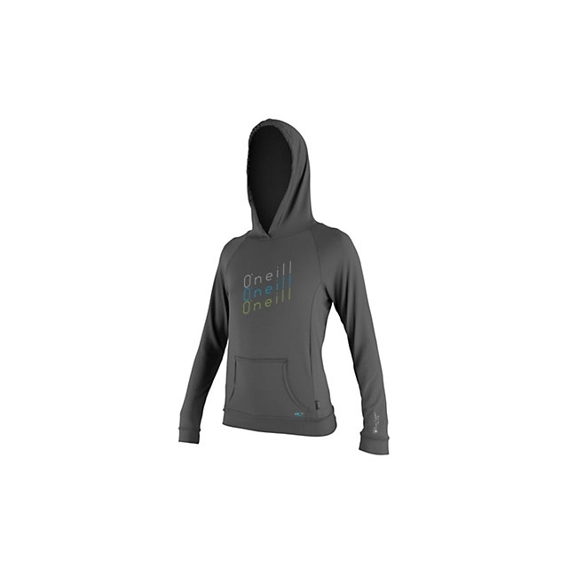 O'Neill - 24-7 Tech Long Sleeve Hoodie Womens Rash Guard