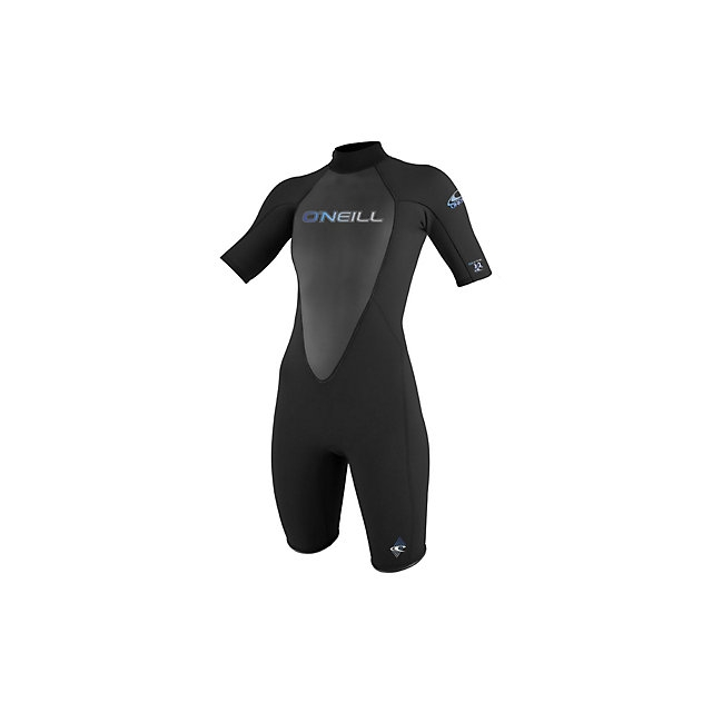 O'Neill - Reactor 2/1 Womens Shorty Wetsuit 2016