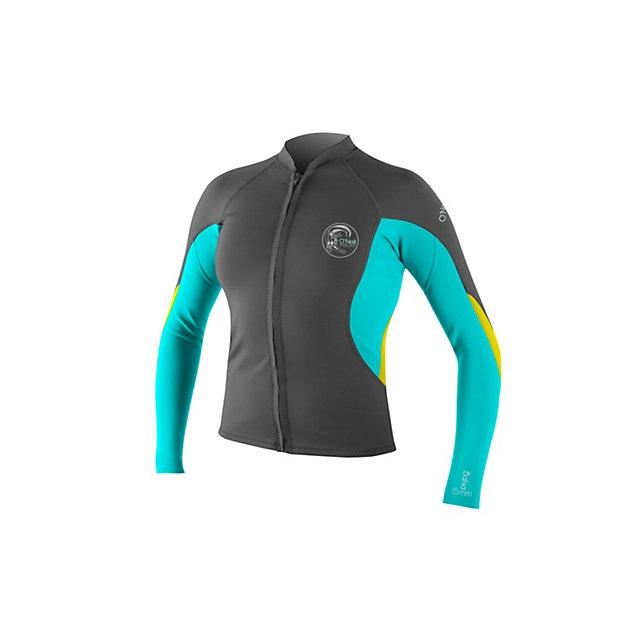 O'Neill - Bahia Full-Zip Jacket Womens Rash Guard