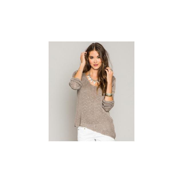 O'Neill - Fergie Sweater - Women's-Tan-S