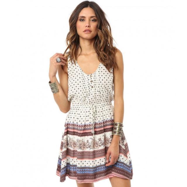 O'Neill - Womens Pasha Dress - Sale Winter White Medium