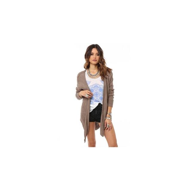 O'Neill - O'Neill Adalaide Sweater - Women's-Tan-L