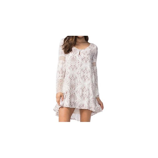 O'Neill - O'Neill Panama Dress - Women's-Winter White-M