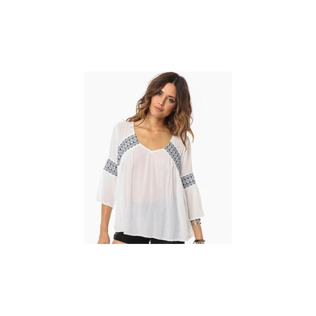 O'Neill - O'Neill Rocco Shirt - Women's-White-L