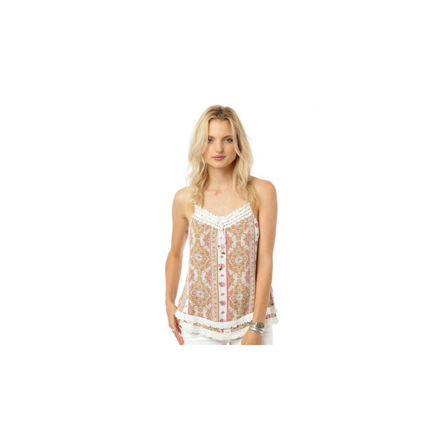 O'Neill - Kassia Top - Women's-White-S
