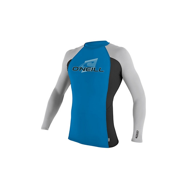 O'Neill - Skins Long Sleeve Crew Mens Rash Guard