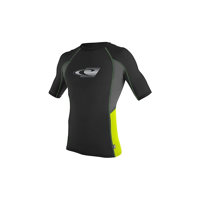 O'Neill - Skins Graphic Short Sleeve Mens Rash Guard