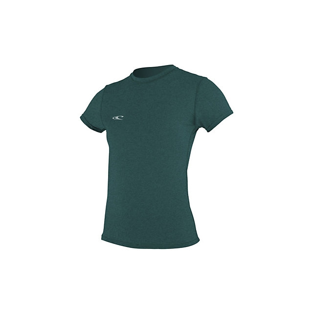 O'Neill - 24-7 Hybrid Short Sleeve Tee Womens Rash Guard