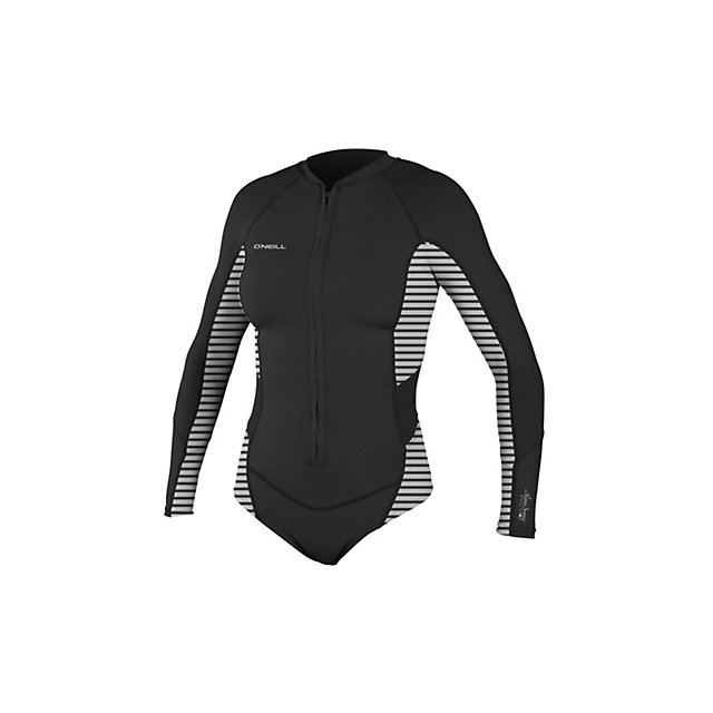 O'Neill - SuperLite Hi-Cut Long Sleeve Womens Rash Guard
