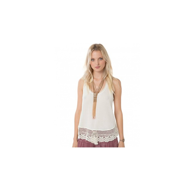 O'Neill - Kenzie Top - Women's-Winter White-S