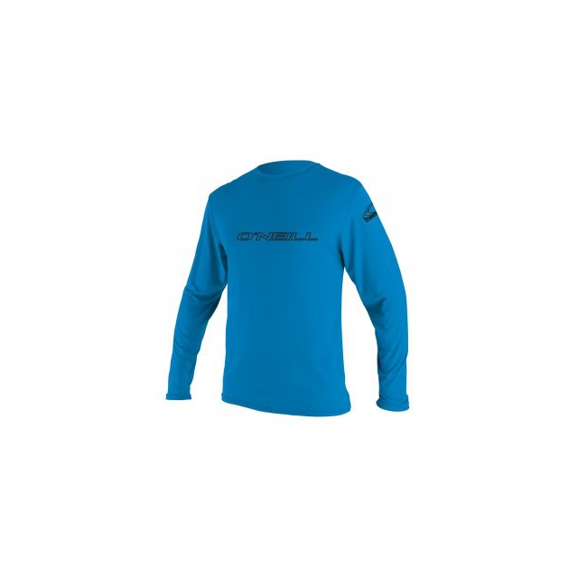 O'Neill - Basic Long Sleeve Rash T-Shirt Men's, Blue, S