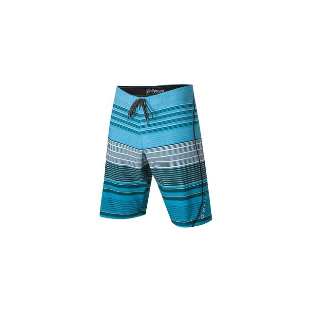 O'Neill - Stripe Freak Boardshorts Men's, Charcoal/Gray, 32