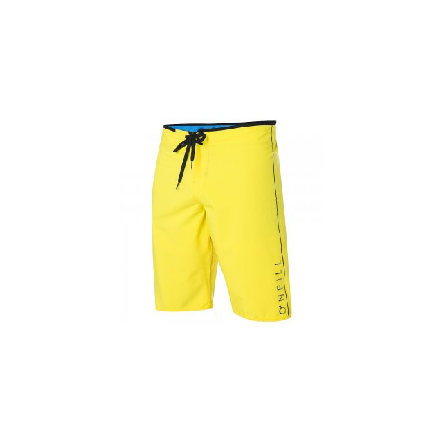 O'Neill - Santa Cruz Stretch Boardshorts, Lime, 34