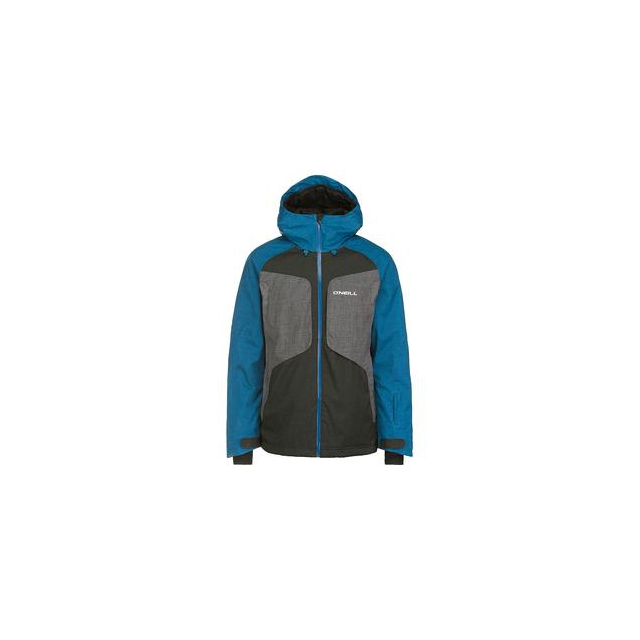 O'Neill - Galaxy Insulated Snowboard Jacket Men's, Blue Sapphire, XL