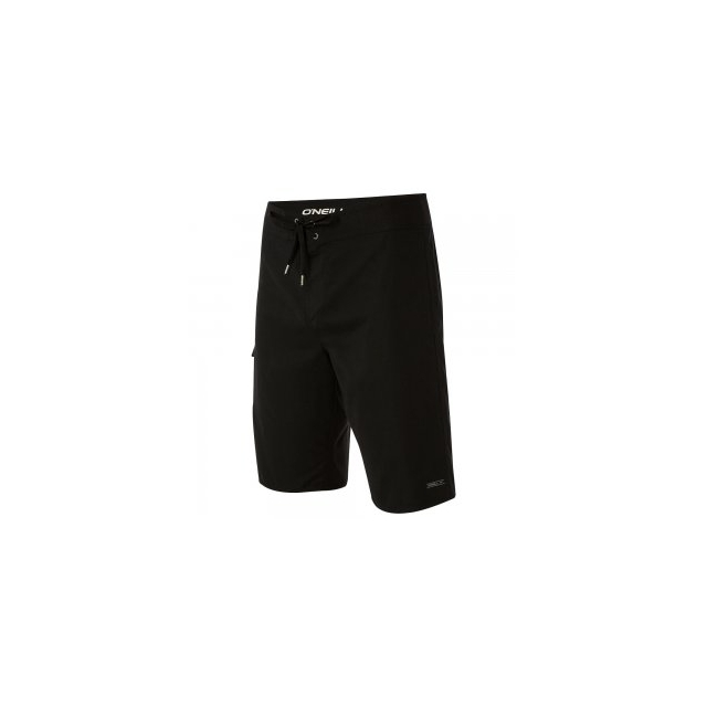 O'Neill - Santa Cruz Solid Boardshort Men's, Black, 38