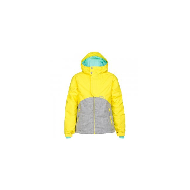 O'Neill - Coral Insulated Snowboard Jacket Girls', Sunshine, 12