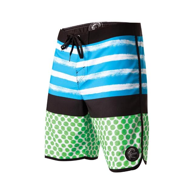 O'Neill - Parachutes Board Shorts - Men's: Green, 30