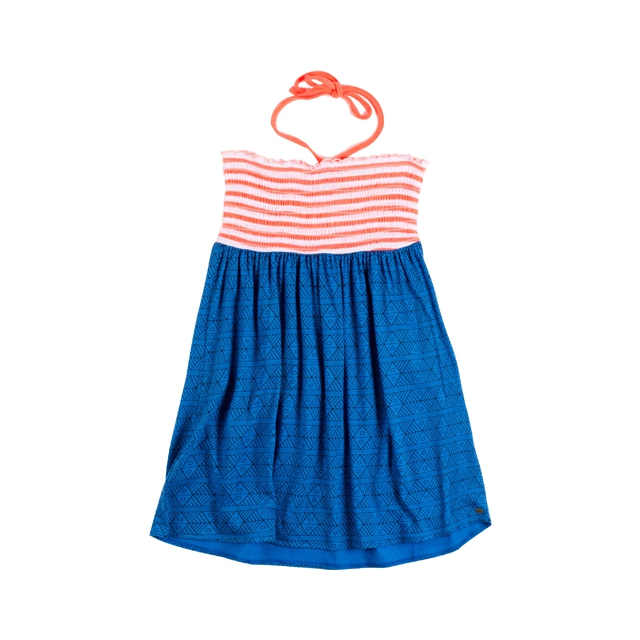 O'Neill - Isabella Dress - Girl's: Ocean, Large (14)