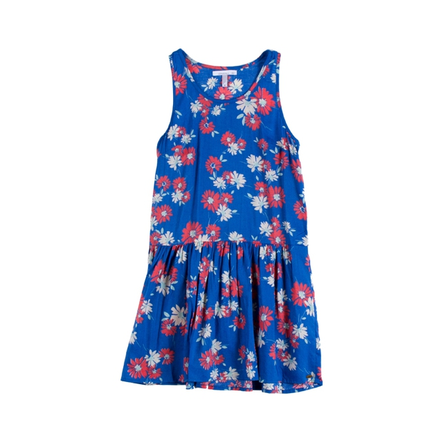O'Neill - Sophia Dress - Girl's: Ocean, Large (14)