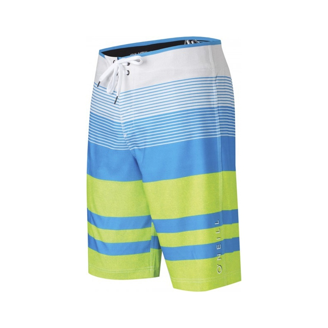O'Neill - John John Board Shorts - Men's: Multi, 32