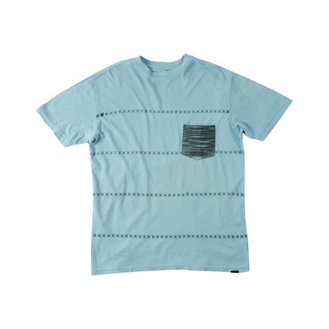 O'Neill - Swift Street Shirt - Men's: Light Blue, Medium