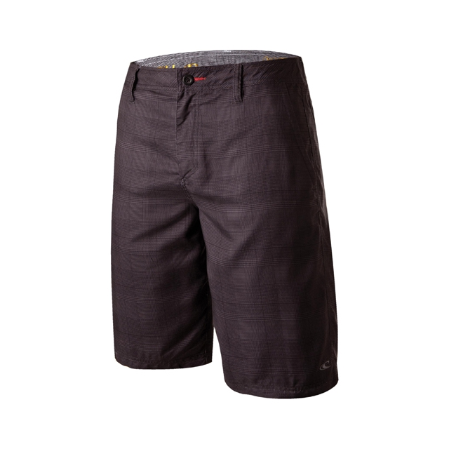 O'Neill - Exec Hybrid Shorts - Men's: Black, 32