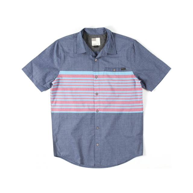O'Neill - Reynolds Shirt - Men's: Blue, Medium