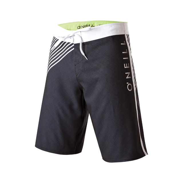 O'Neill - Swift Board Shorts - Men's: Black, 30