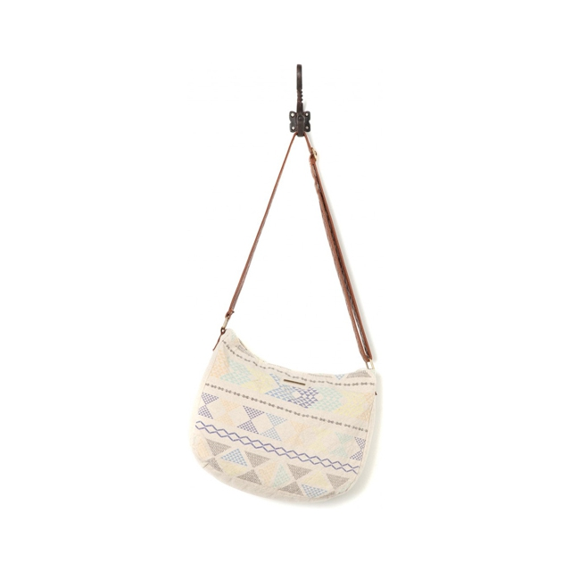 O'Neill - Julie Canvas Shoulder Bag - Women's: Naked