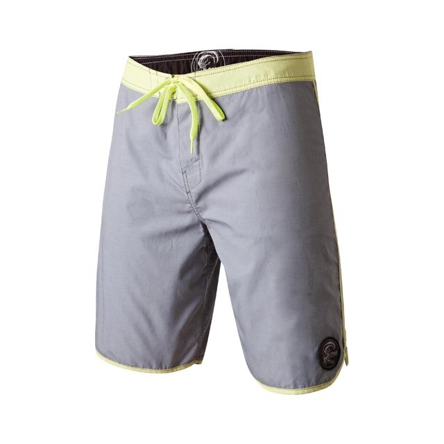 O'Neill - Retrofreak Waist'd Board Shorts - Men's: Cement, 32