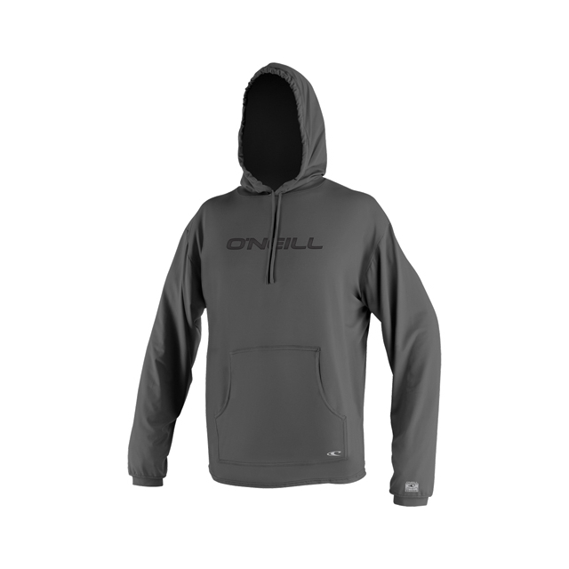 O'Neill - 24/7 Tech Long Sleeve Hoodie - Men's: Graphite, Extra Large