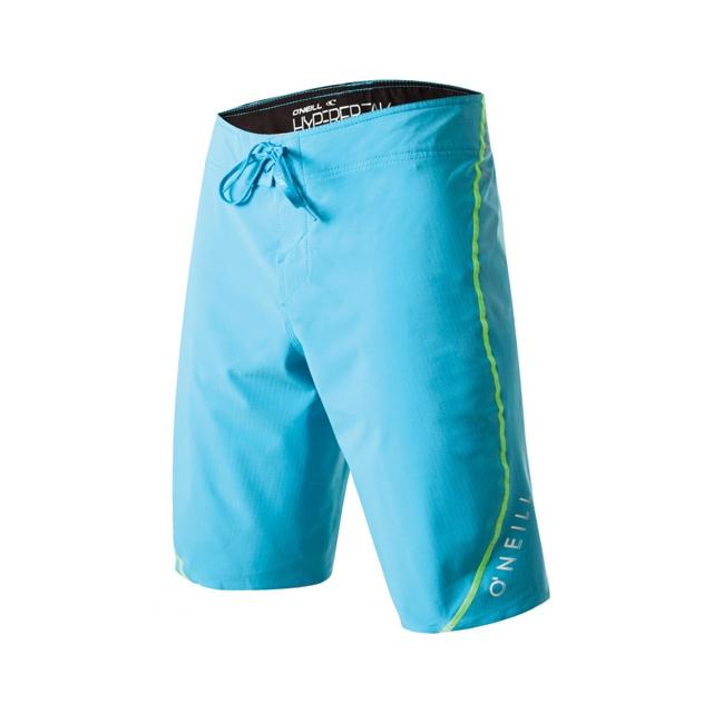 O'Neill - Hyperfreak Techno Butter Board Shorts - Men's: Lumo Blue, 32