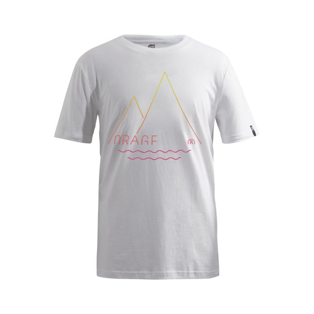 Orage - - Vista T-Shirt - Small - White
