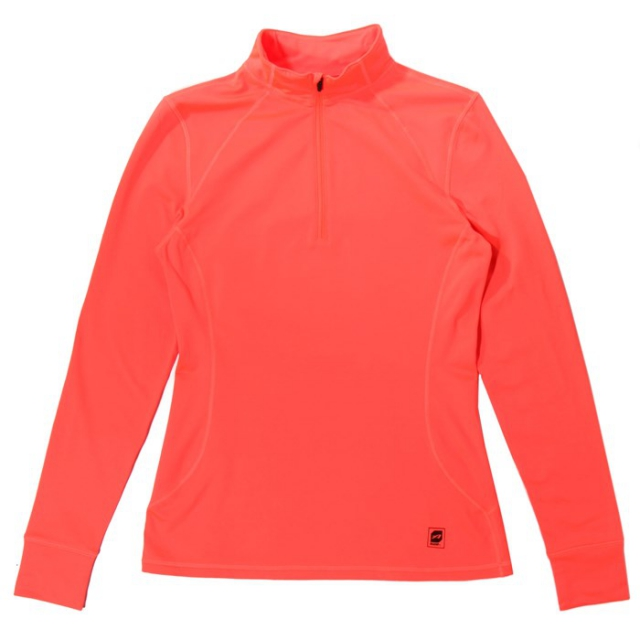 Orage - - Eco Dry Baselayer W - X-Small - Neon Hibiscus