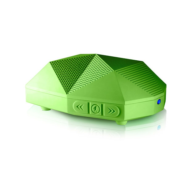 Outdoor Technology - - Turtle Shell 2.0 - Bluetooth Speaker - Green