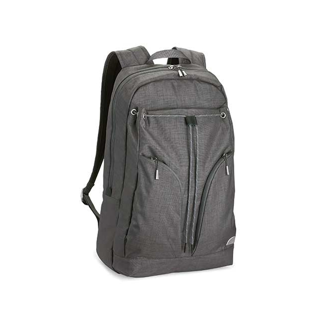 Overland Equipment - Lassen Backpack - Women's: Pebble Gray/Gray Pinwheel Print