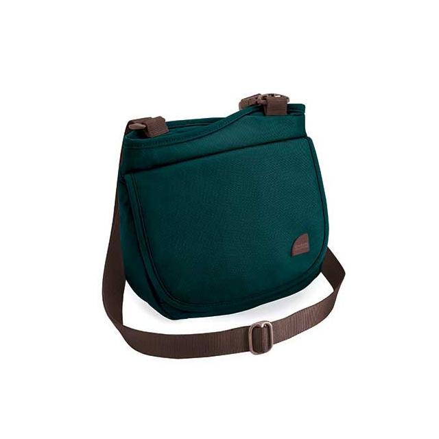 Overland Equipment - Isabella Shoulder Bag: Teal/Dove