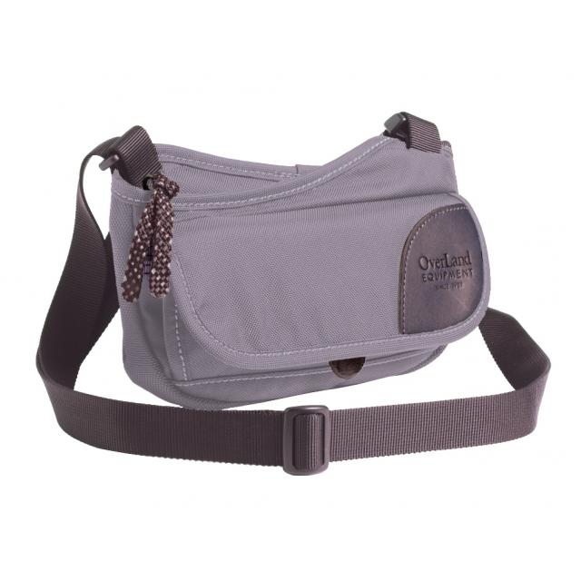 Overland Equipment - - Pixley Shoulder Bag - XX - Dove/Dove Print