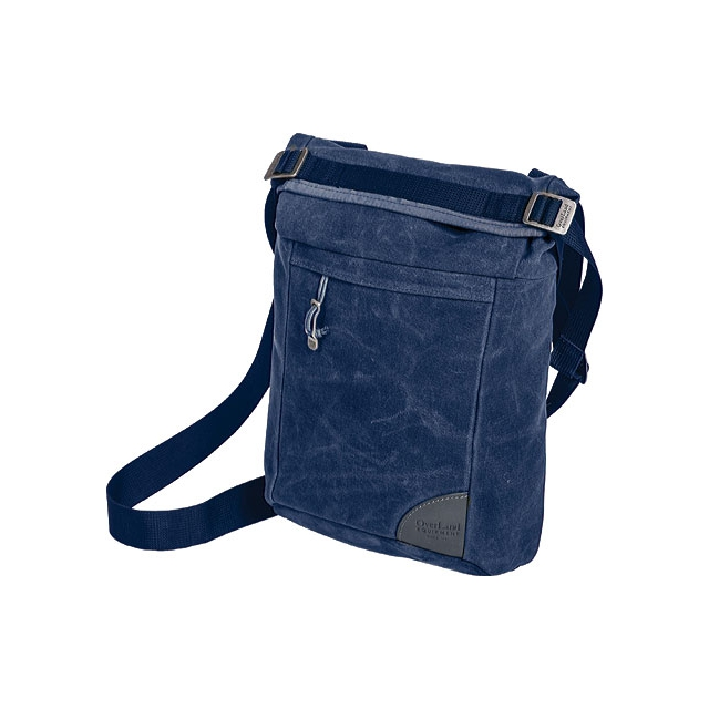 Overland Equipment - - Newman Bag - XX - Gun Metal Blue/Quarry